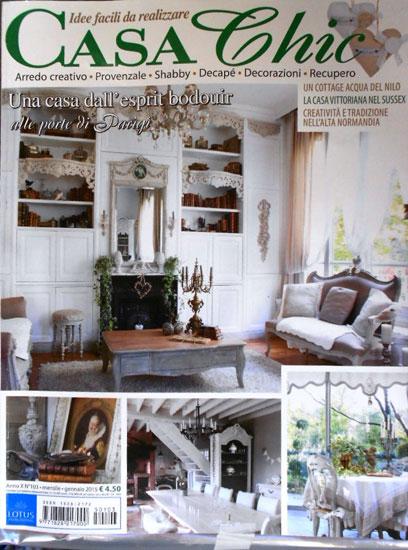 Angela giuliani creazioni i miei lavori pubblicati for Riviste per la casa